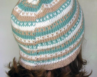 Soft Talking (aqua) hat 2d23c42c7211