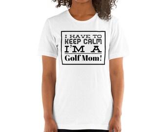 Mantieni la calma e giocare a tennis Divertente Uomo T-shirt 12 colori