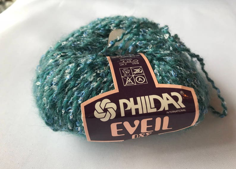 Eveil by Philter Variegated Novelty Yarn