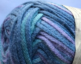 Bamboo Variegated Ribbon Yarn -- Bamboo by South West Trading Company