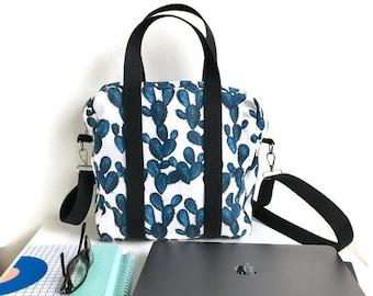 Tote Bag Gift for her Gift for Mom Gifts for women Canvas Cactus Shoulder Bag Handbag Everyday Tote Beach Bag Shopper Laptop Bag Book Bag