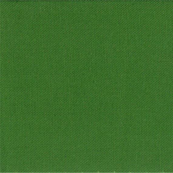 BELLA SOLIDS ~  MODA ~ 100/% COTTON ~ BY THE YARD ~ BERMUDA ~ 9900-269