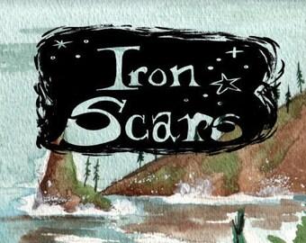Iron Scars comic vol. 1