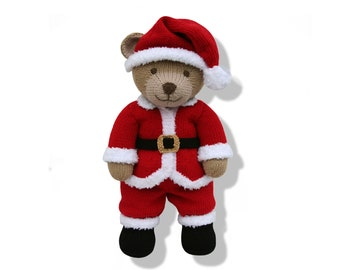dcc6789baa405 Santa Suit Outfit - Knit a Teddy
