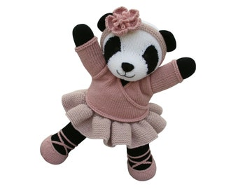 Ballerina Outfit - Knit a Teddy