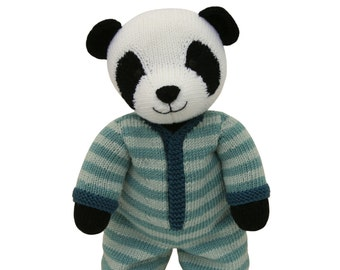 Onesie Outfit - Knit a Teddy