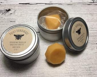 Pure beeswax thread conditioner