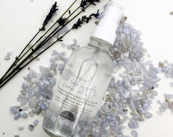 TRANQUIL LACE AGATE Crystal Room Mist
