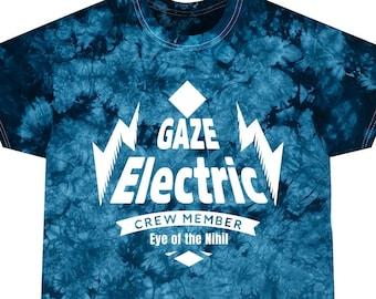 Gaze Electric Crew Member Unisex Shirt