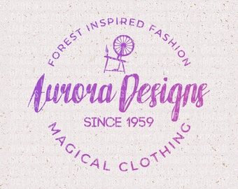 Aurora (Sleeping Beauty) Designs Inspired SVG & PNG | File for Cricut and Silhouette