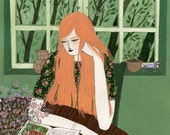 The Reader (print)