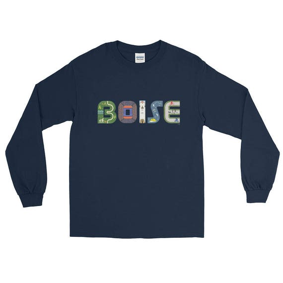 Boise Long Sleeve T-Shirt