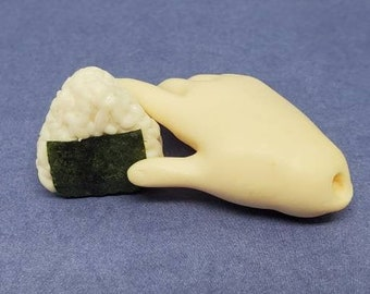 MSD Miniature Onigiri, 1:4 Scale Ball Jointed Doll Rice Ball