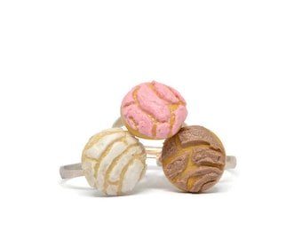 Conchas ring