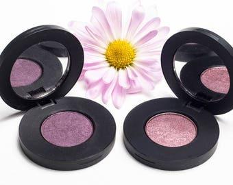Eyeshadow Duo: Raspberry Ruffle + Grape Gathering