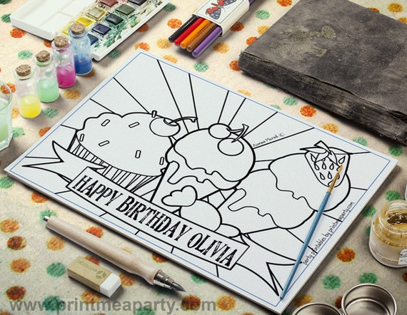 Coloring Pages Icecream Coloring Pages For Girls Coloring Pages Printable Summer Coloring Pages Icecream Printable By Print Me A Party Catch My Party