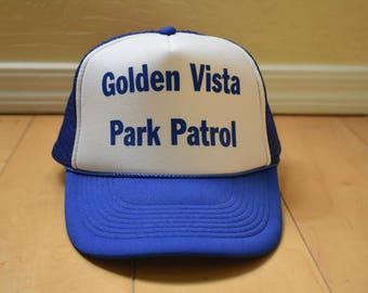 Vintage Mesh Snapback casquette chapeau casquette de Baseball