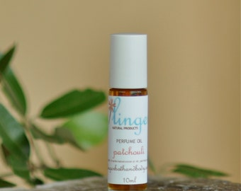 Patchouli Perfume Roll On - Aged Essential Oil - Natural Perfume 5b2c46e1a9