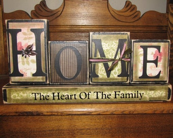 Home - The Heart of the Family
