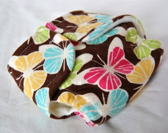 Baby Doll Diaper - Butterfly - LAST ONE