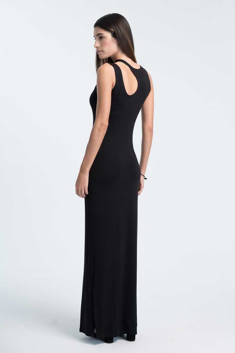 6514ccaa37a Designer Evening Dress   Cocktail Dress   Black Dress   Formal
