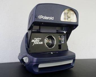 Polaroid One Step Autofocus Camera