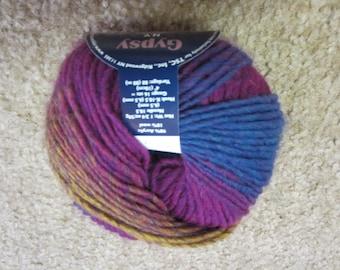 N.Y. Yarns Gypsy Yarn ID No. 38074 Color No. 5 DISCONTINUED
