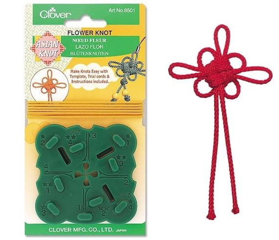 Clover Asian Knot Templates Ball Button OR Tear Drop SELECT YOUR DESIGN!