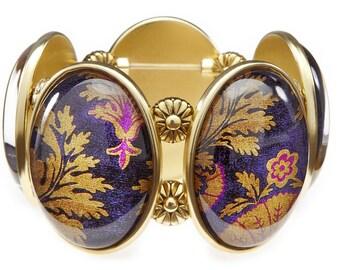 Olga Stretch Bracelet from Joolz Hayworth