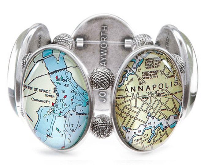 Chesapeake Joolz Hayworth Stretch Bracelet