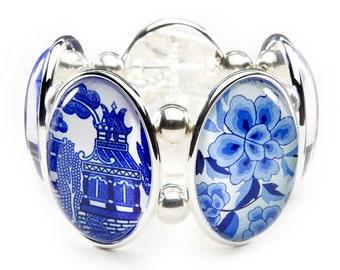 Chinoise Stretch Bracelet From Joolz Hayworth