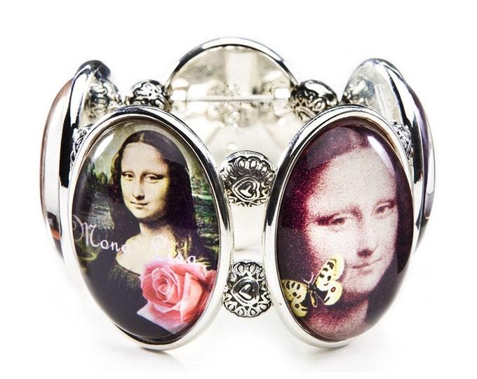 Mona Lisa Stretch Bracelet