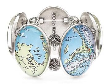 Duxbury Plymouth Joolz Hayworth Stretch Bracelet