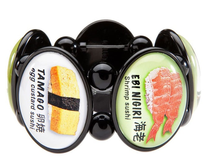 SALE Sushi Stretch Bracelet From Joolz Hayworth
