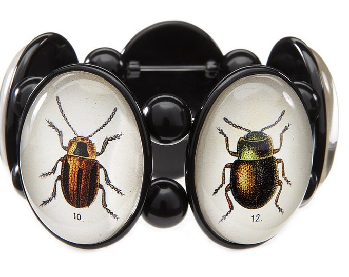 Bugs Stretch Bracelet From Joolz Hayworth