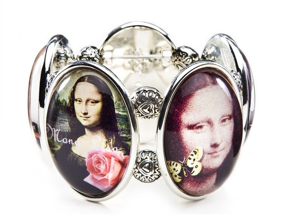 Mona Lisa Bracelet by Joolz Hayworth