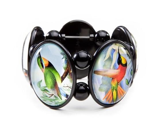 Birds of Paradise Bracelet