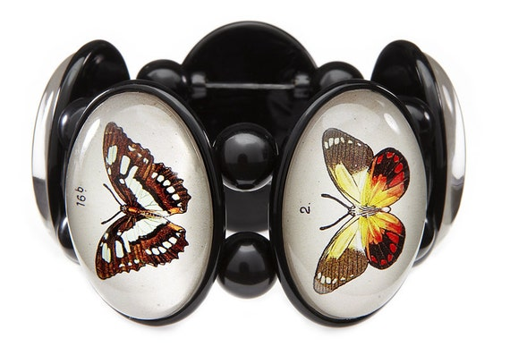 Butterflies Bracelet by Joolz Hayworth