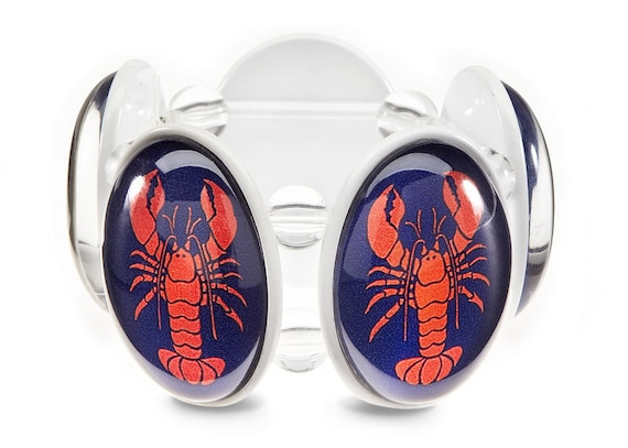 Lobster Bracelet by Joolz Hayworth