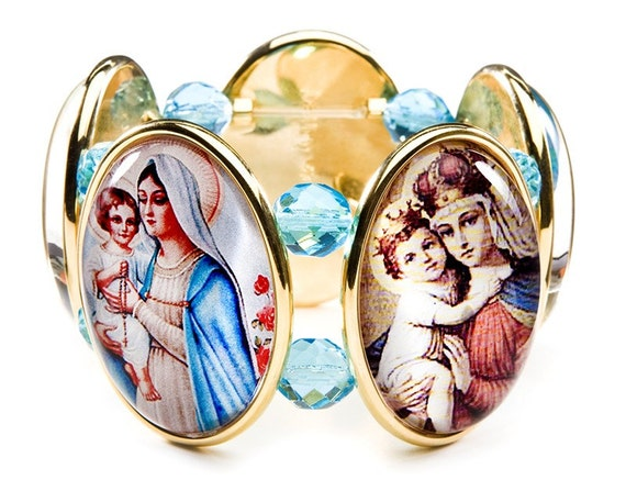 Madonna Bracelet by Joolz Hayworth