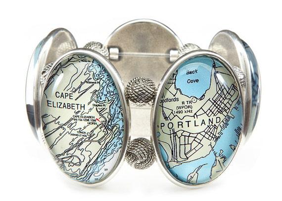 Portland Maine Bracelet