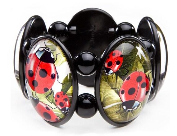 Ladybug Bracelet