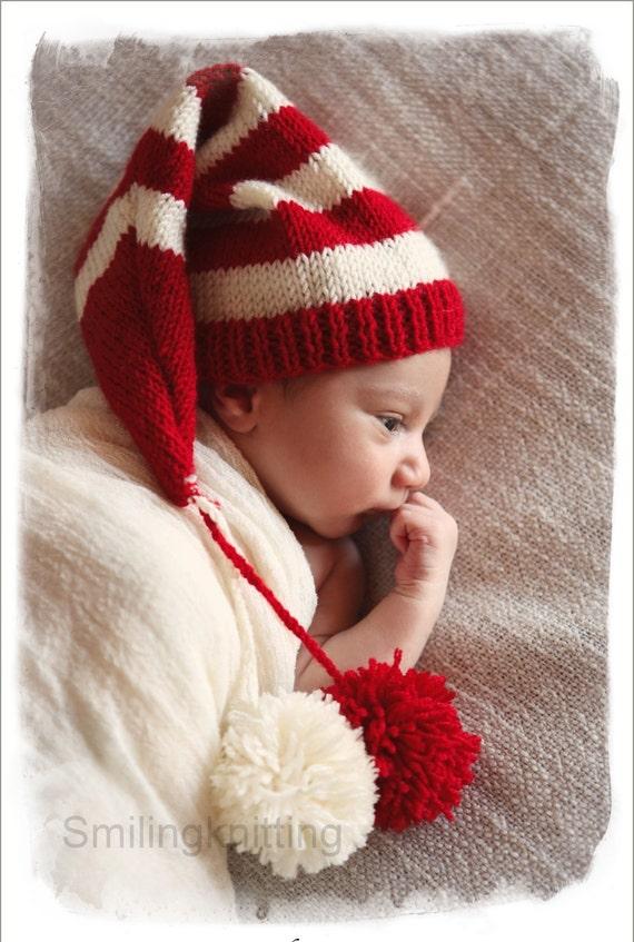 Sankt-Hut-Baby Baby-Weihnachtsmütze Weihnachten Hut | Etsy