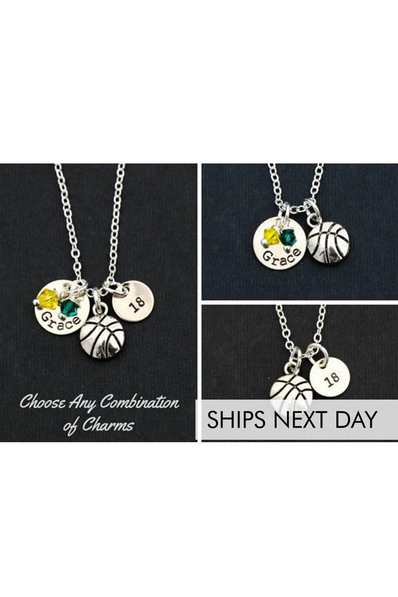 Basketball Team Gift Basketball Jewelry Sports Basketball  b45c3d2070