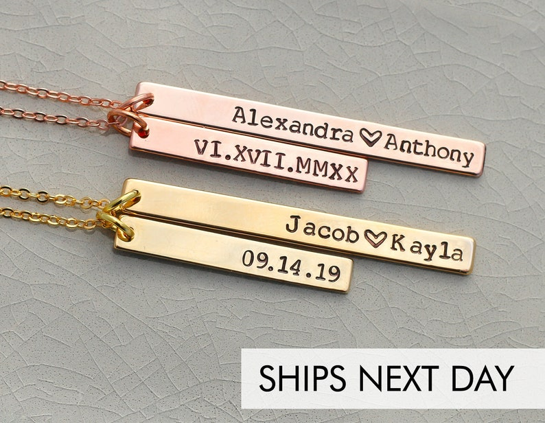Personalized Engagement Gift  Wedding Date Anniversary Gift image 0