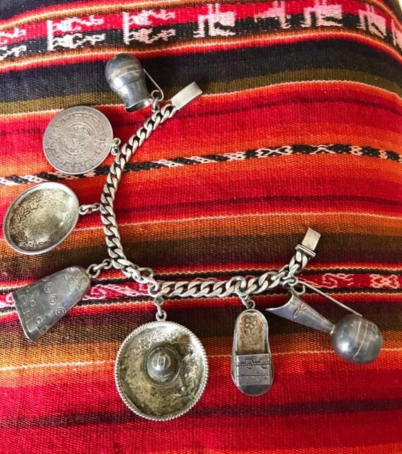 Mexican Charm Bracelet