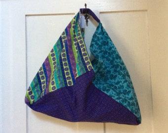 Origami Style Market Bag