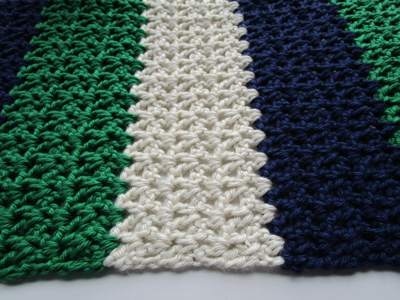 Bulky Yarn Blanket Chunky Crochet Easy Crochet Blanket Etsy
