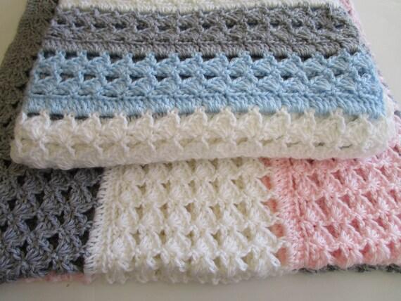 Crochet Baby Blanket Pattern Crochet Blanket Pattern Crochet Etsy