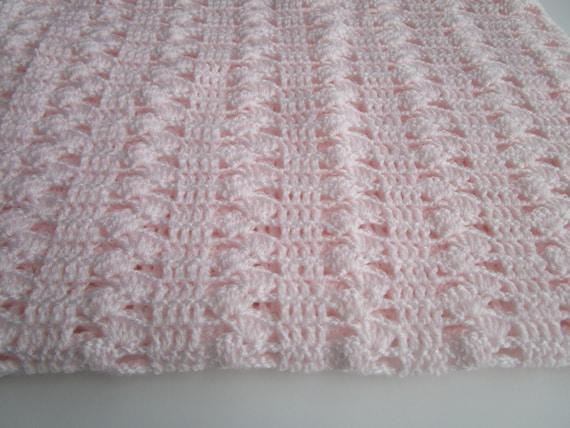 Interlocking Shell Stitch Crochet Patterns Crochet Baby Etsy